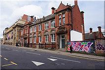 SK3587 : Buildings on Flat Street, Sheffield by Ian S