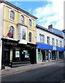 SO5012 : Subway shop in Monmouth town centre by Jaggery