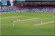 SJ8195 : Alastair Cook is about to hit this ball for his 29th test hundred by Richard Hoare