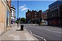 SK3587 : Pinstone Street, Sheffield by Ian S