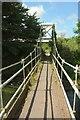 SU1515 : Bridge over the Avon, Burgate by Derek Harper