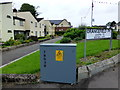 H4672 : Electricity box, Omagh by Kenneth  Allen