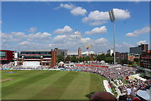 SJ8195 : One view of the Emirates Old Trafford stadium by Richard Hoare