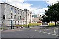 SU4112 : Southampton Civic Centre South Wing by David Dixon