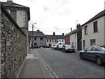 J0407 : The eastern end of Yorke Street, Dundalk by Eric Jones