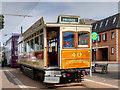 SD3348 : Blackpool & Fleetwood Box Car 40 at Pharos Square by David Dixon