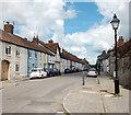 ST5222 : High Street, Ilchester by Bill Harrison