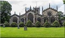 SD5192 : Holy Trinity Church by Peter McDermott