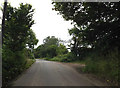 TL1814 : Codicote Road & Hertfordshire Way Byway by Geographer