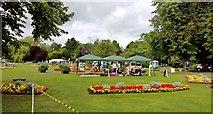 SE2955 : Art Festival in Valley Gardens, Harrogate by Chris Morgan