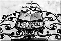 "SJ3350 : ""Go In Peace and Sin No More"", St. Giles' in Wrexham by Matt Harrop"