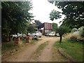 SP4574 : Billingham's Barn by Dave Thompson