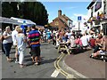 SO8540 : People at the Upton Blues Festival by Philip Halling