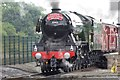 NZ2325 : The Flying Scotsman at Shildon by DS Pugh