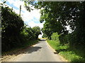 TM0379 : Middle Road, Blo' Norton by Adrian Cable