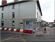 SO2914 : Former Great George pub, Abergavenny by Jaggery