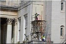 SE2934 : Civic Hall, Calverley Street, Leeds by Mark Stevenson