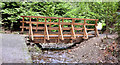 J3670 : New footbridge, Cregagh Glen, Belfast (July 2016) by Albert Bridge