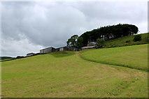 SD7459 : Halsteads Farm by Chris Heaton