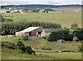 NZ1043 : Butsfield Abbey farm by Robert Graham