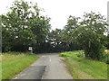 TM0280 : Clay Hall Lane, Blo' Norton by Adrian Cable