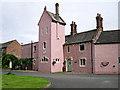 NY4159 : Brunstock Farmhouse by Rose and Trev Clough
