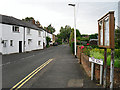 NY4459 : The Row, Crosby-on-Eden by Rose and Trev Clough