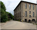 ST5393 : Grade II listed former steam flour mill, Chepstow by Jaggery
