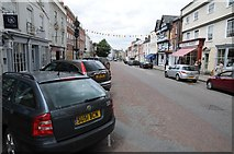 SO4959 : High Street, Leominster by Philip Halling