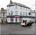 ST1771 : Electric milk float in Penarth by Jaggery