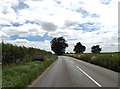 TM0381 : Entering South Lopham on Church Road by Adrian Cable