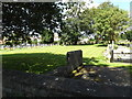 TF2410 : Crowland Abbey Churchyard by Adrian Cable