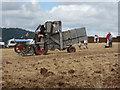 SO8040 : Welland Steam Rally - I've got a brand new combine harvester by Chris Allen