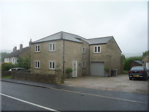 SK3463 : House on Ashover Road, Kelstedge  by JThomas