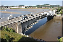 SH7877 : Conwy Road Bridge by Jeff Buck