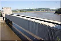 SH7877 : Conwy Railway Bridge by Jeff Buck