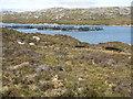 NG0588 : Loch Langabhat by M J Richardson