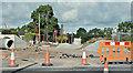 J3560 : New roundabout, Temple Crossroads - July 2016(4) by Albert Bridge
