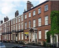 SJ3589 : 27-31 Rodney Street, Liverpool by Stephen Richards