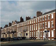 SJ3589 : 51-75 Rodney Street, Liverpool (1) by Stephen Richards