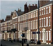 SJ3589 : 51-75 Rodney Street, Liverpool (2) by Stephen Richards