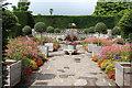 ST0972 : Paved Court, Dyffryn Gardens by M J Roscoe