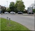 SO9524 : Evesham Road towards Cheltenham town centre by Jaggery