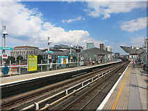 TQ3880 : Blackwall Station by Des Blenkinsopp