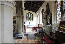 TL5646 : St Mary, Linton - South aisle by John Salmon