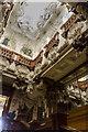 SK8932 : The Cedar Staircase, Harlaxton Manor by Julian P Guffogg