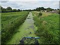 TL7183 : Cut-Off Channel near Lakenheath by Hugh Venables