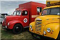 SO8040 : Fordson Thames lorries, Welland Steam Rally by Philip Halling