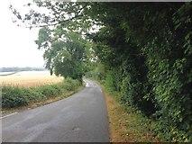 TQ5959 : Exedown Road, near Wrotham by Chris Whippet