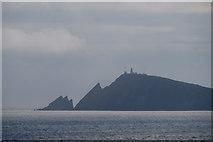 HU4007 : Sumburgh Head from the sea by Mike Pennington